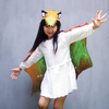 Pterodactyl Dress Up Mini Box Gummy Box