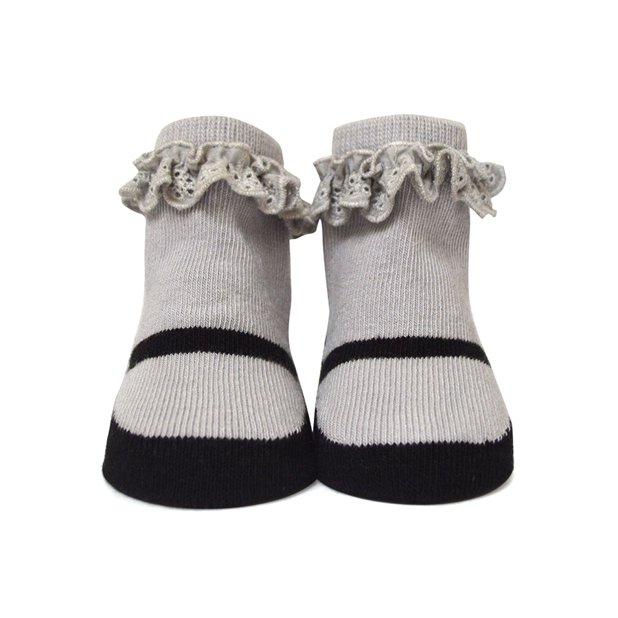 Taylor | Trumpette Baby Girl Socks | The Elly Store