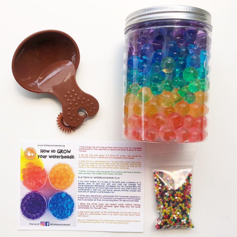 Waterbeads Pack with Scoop