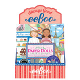 eeBoo - A Day in Paris Paper Doll Set Singapore