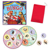 eeBoo Animal Bingo Square Board Game Children Toys