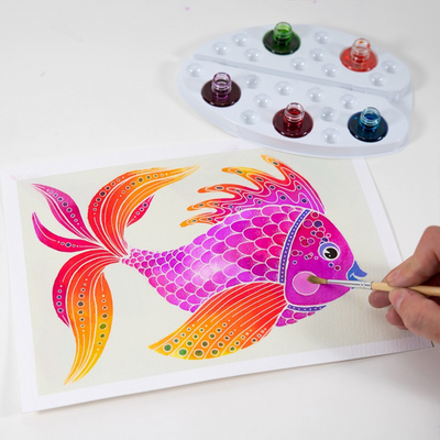 "Aquarellum Junior ""Poissons"" - Pisces Sentosphere"