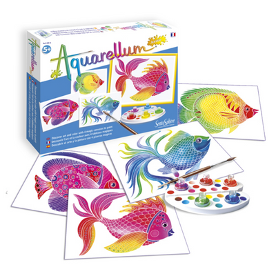 Aquarellum Junior Poissons - Pisces Sentosphere