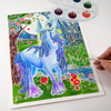 Aquarellum Phospho Licornes - Luminous Unicorns Sentosphere