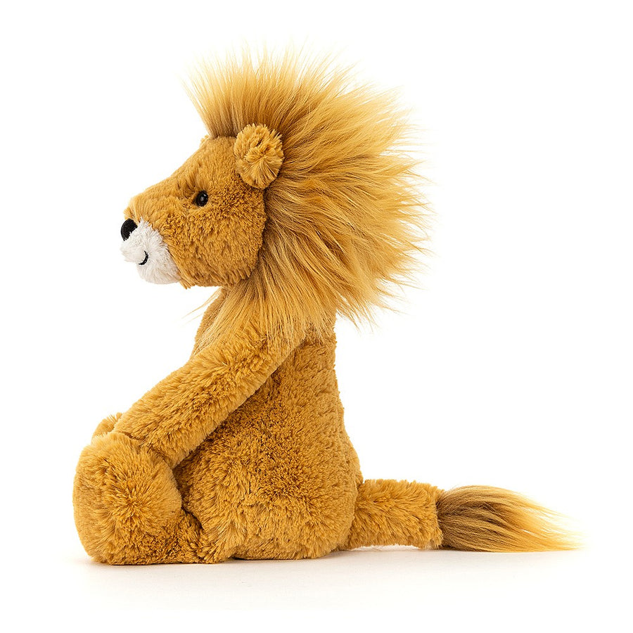 Jellycat Bashful Lion Toy | The Elly Store Singapore