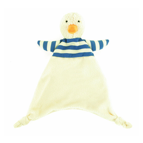 Jellycat Blue Bredita Duck Soother | Buy Jellycat Baby online at The Elly Store Singapore