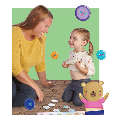 Button, Button, Belly Button Game Peaceable Kingdom