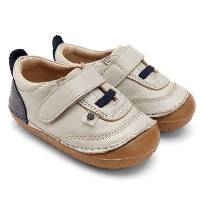 Old Soles Kids Shoes Caramba Grey / Navy | The Elly Store