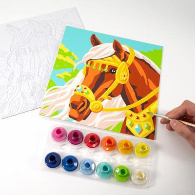 Sentosphere Colorizzy Chevaux | Art and Craft | The Elly Store