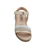 Old Soles Colour Pot Gold/Glam Gold Girls Sandals | The Elly Store