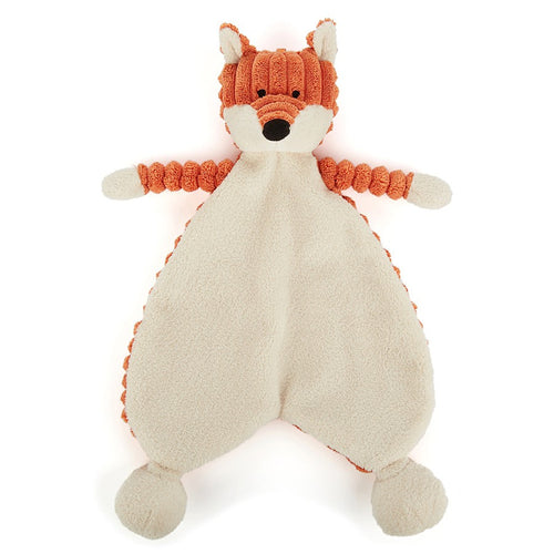 Jellycat Cordy Roy Baby Fox Soother | Buy Jellycat Baby Kids online at The Elly Store Singapore