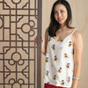 Elly CNY2020 | Ladies 2-way Camisole Top Springtime Mickey | The Elly Store