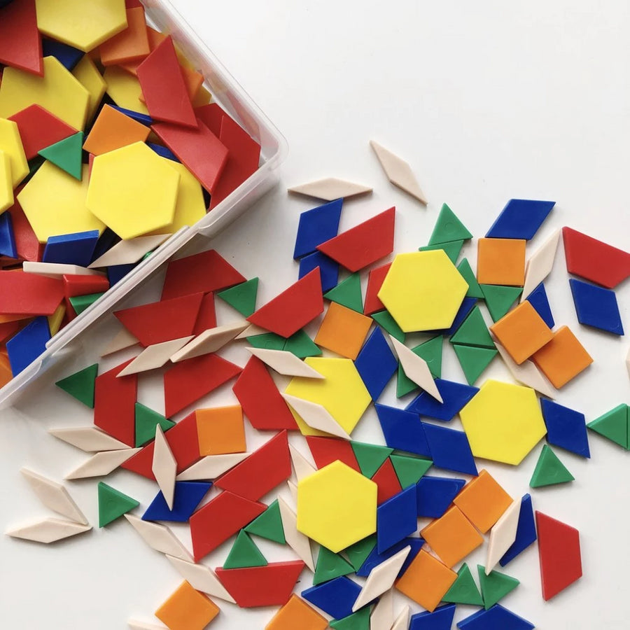 Edx Pattern Blocks Activity Set