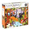 Petit Collage Enchanted Woodland Floor Puzzle Kids Toys