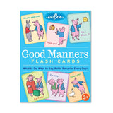 eeBoo - Good Manners Flash Cards Singapore