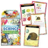 eeBoo - Natural and Earth Science Flash Cards Singapore