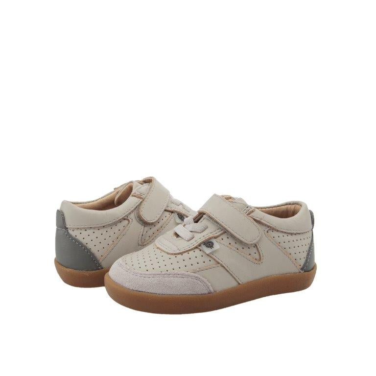 Old Soles Fitz Shoe Gris / Grey Suede | Kids Shoes | The Elly Store