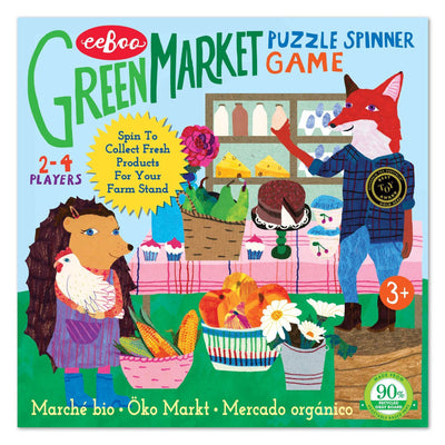 eeBoo - Green Market Spinner Game Singapore