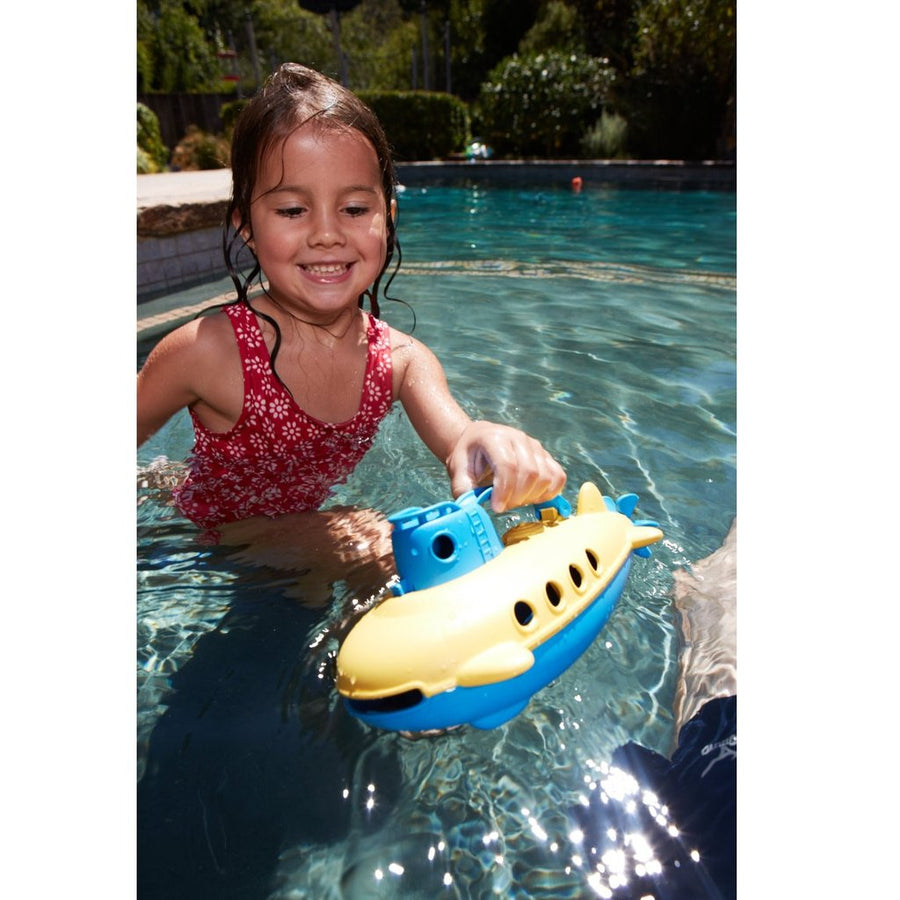 Green Toys™ Blue Submarine, Made from 100% recycled plastic