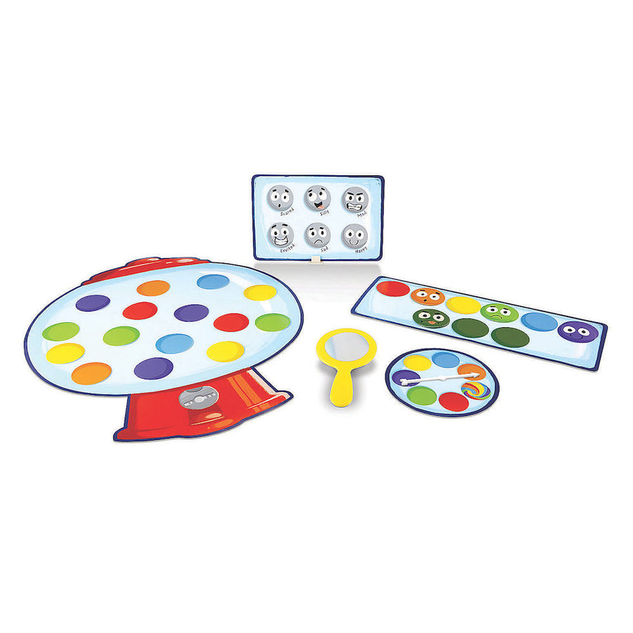 Guess It, Get It, Gumballs Game Peaceable Kingdom