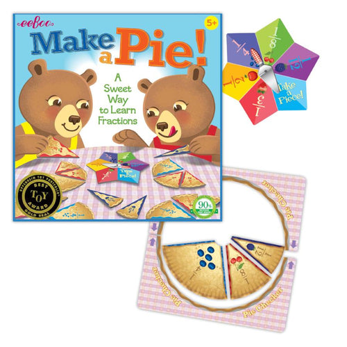 eeBoo - Make a Pie Game Singapore