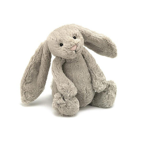 Jellycat Bashful Bunny in Beige | Buy Jellycat Singapore Kids Baby Soft Toys at The Elly Store