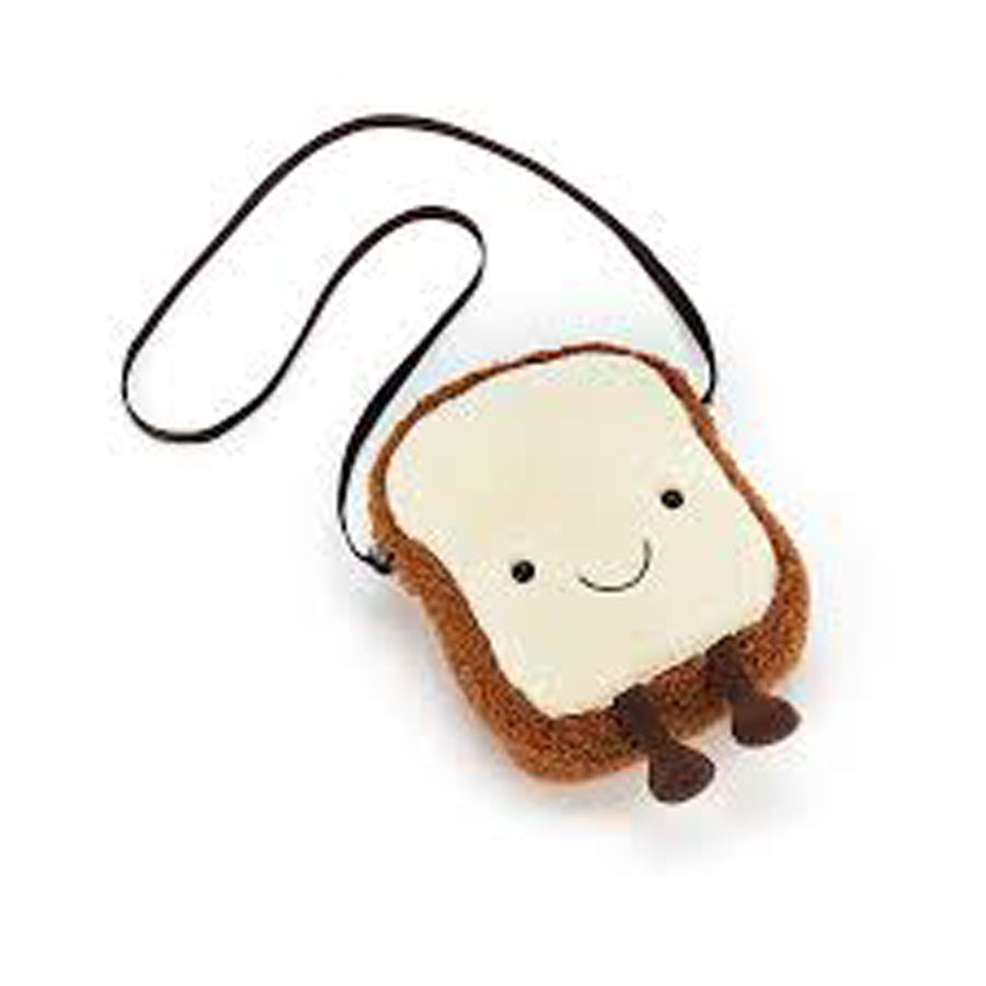 Jellycat Amuseable Toast Bag | The Elly Store