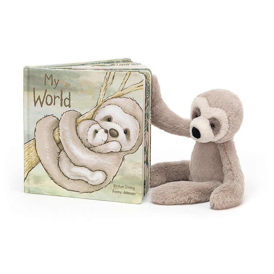 Jellycat My World Book | Children's Books | The Elly Store