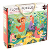Petit Collage Mermaid Friends Floor Puzzle Kids Toys