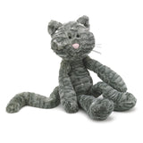 Jellycat Animals Merryday Cat in Grey striped | Buy Jellycat Kids Baby Soft Toys at The Elly Store Singapore