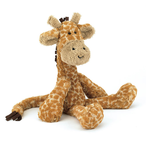 Jellycat Animals Merrday Giraffe | Buy Jellycat Kids Baby Soft Toys at The Elly Store Singapore