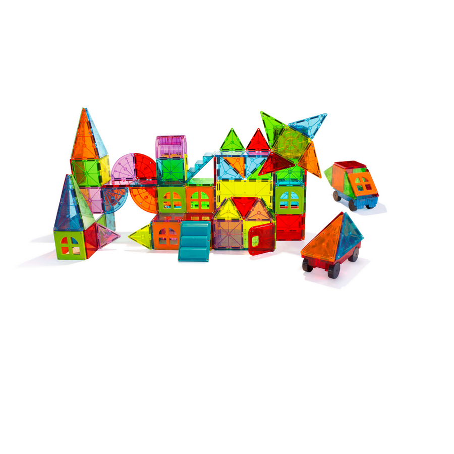 Metropolis 110 Piece Set V2 Magna-Tiles