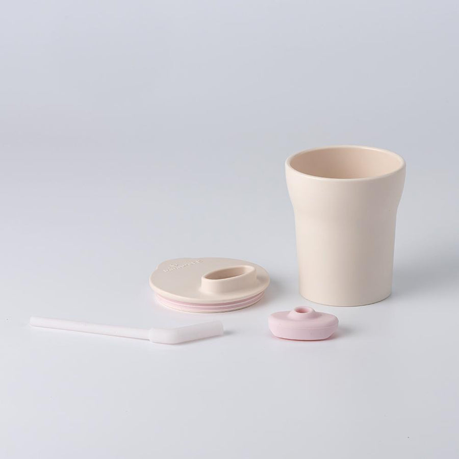 Miniware 1-2-3 Sip! Cup (Vanilla and Cotton Candy)