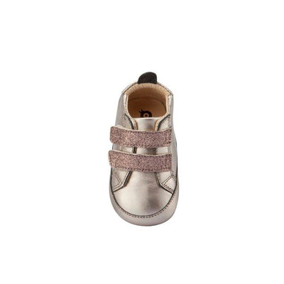 Old Soles Bambini Glam Titanium | Baby Shoes | The Elly Store