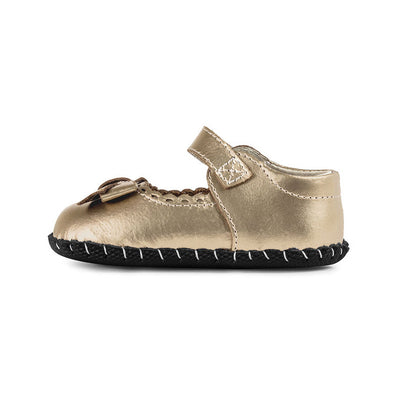 Pediped Originals® Betty Champagne | Baby Shoes | The Elly Store