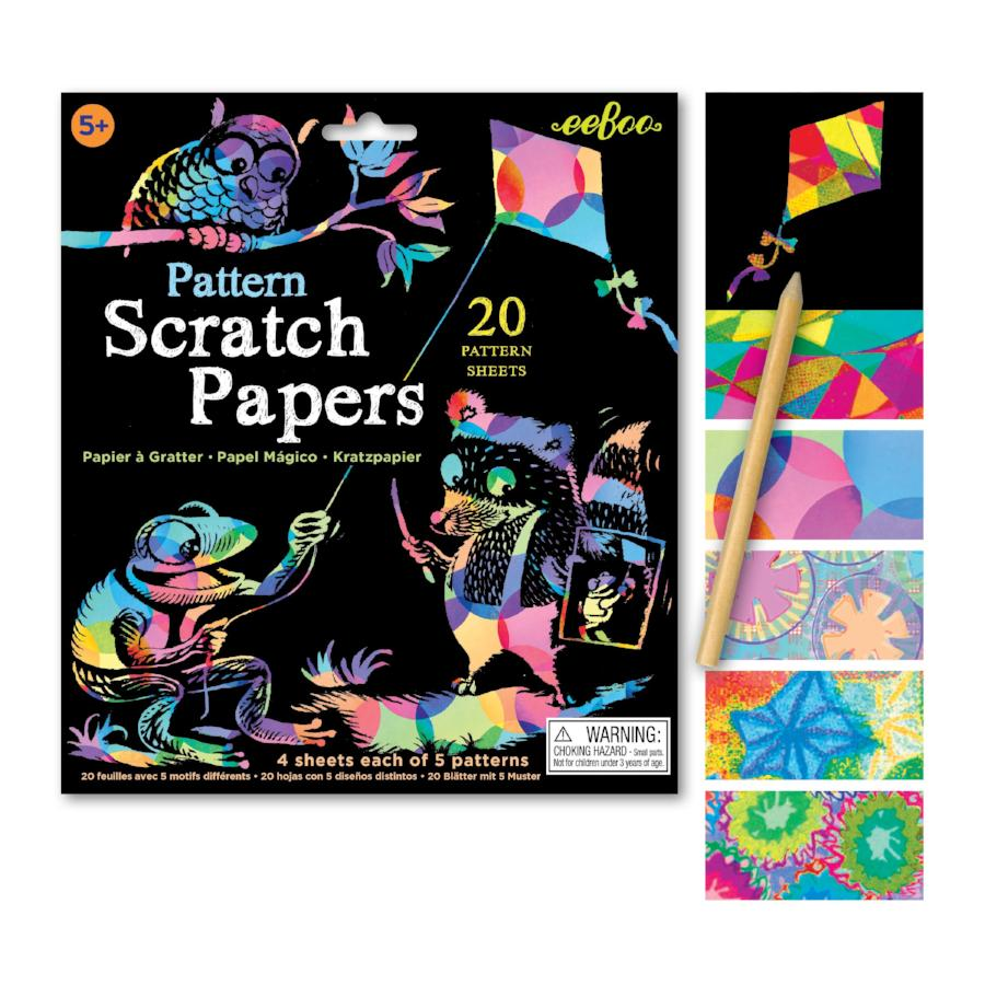 Scratch Papers - Pattern
