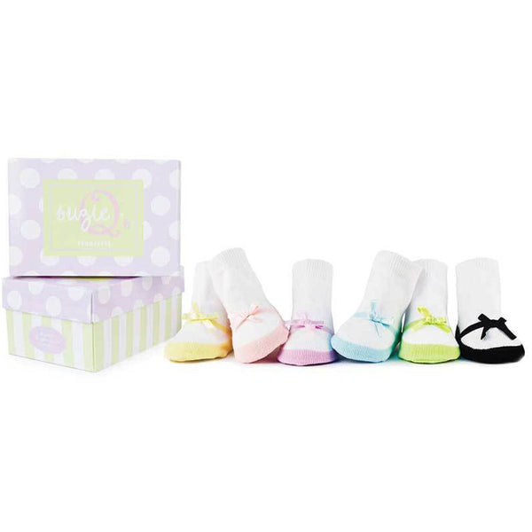 Trumpette Suzie Q Baby Socks for Girls Infant Newborn | Buy Baby Clothes online at The Elly Store