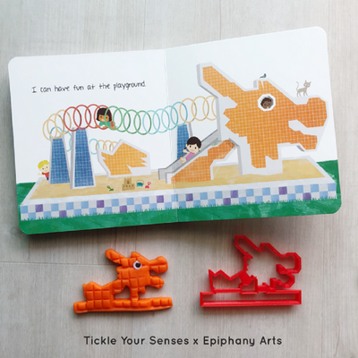 Singapore Heritage Playdough Cutters (I) Tickle Your Senses