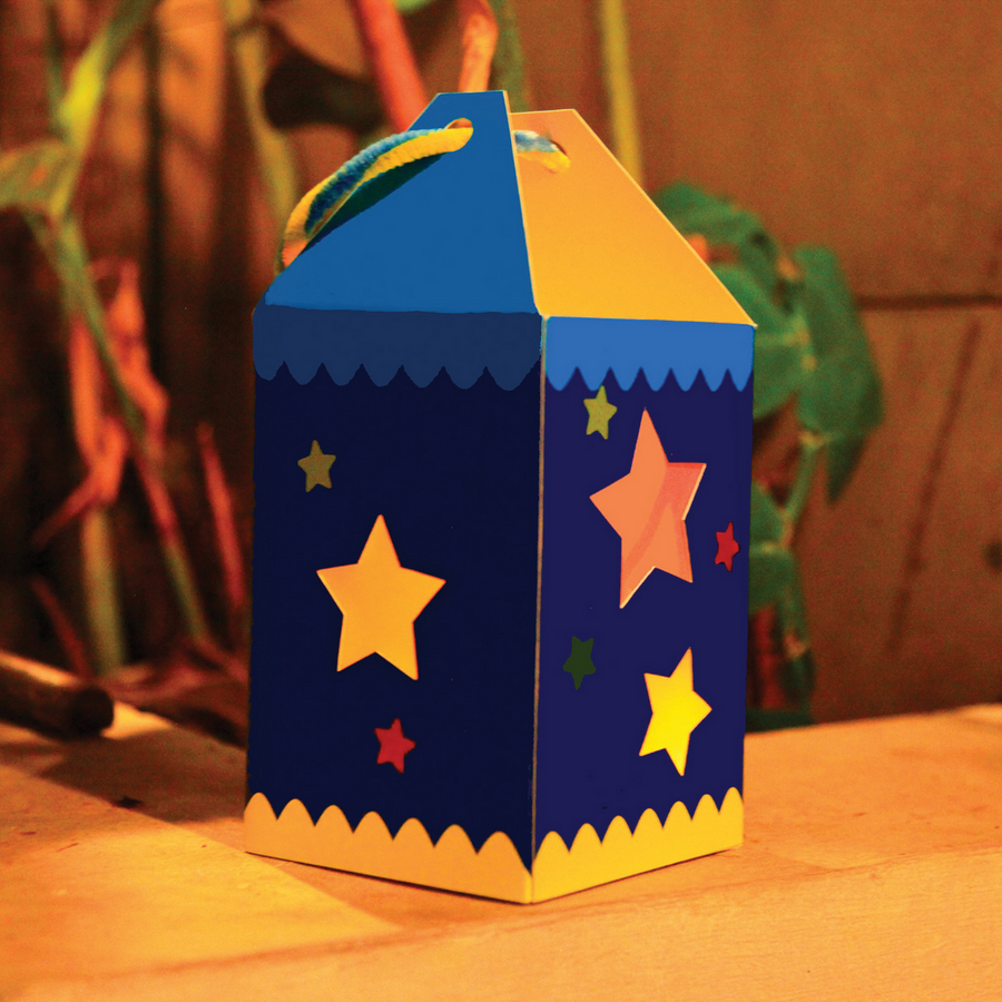 Starry Night Gummy Box