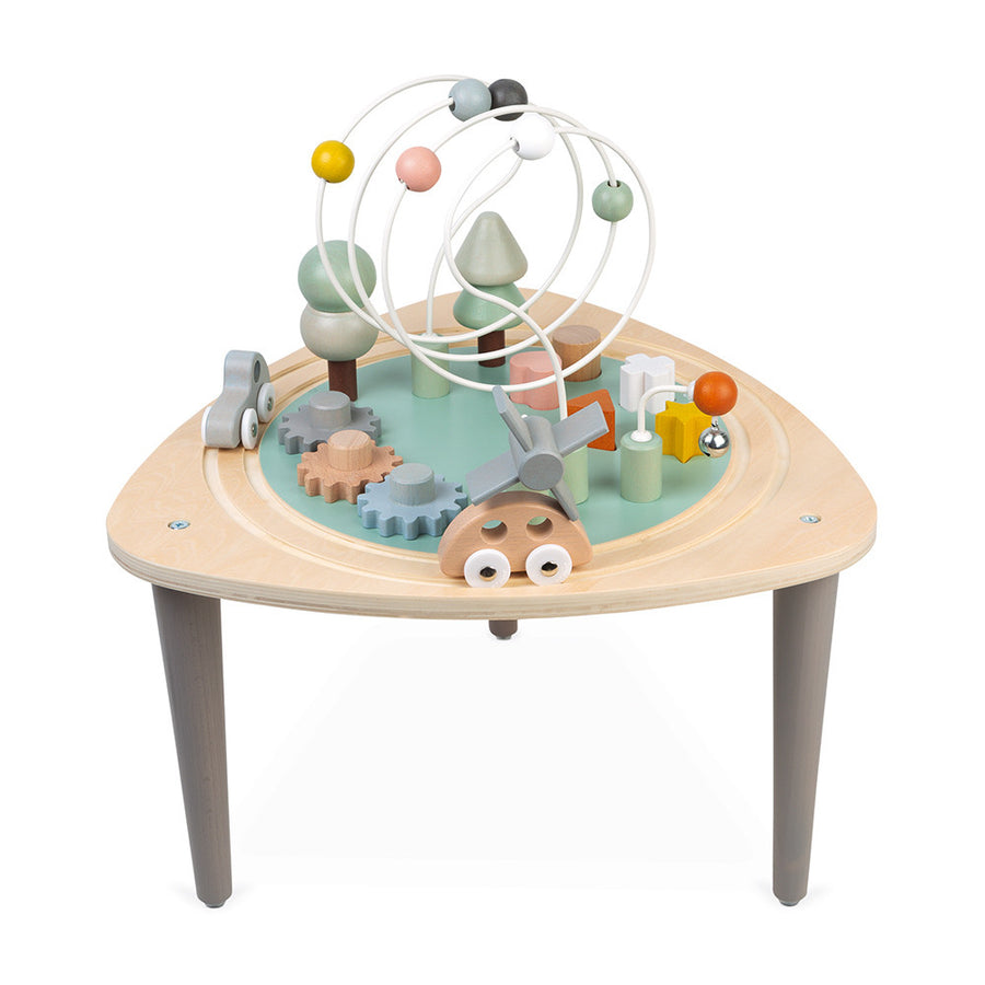 Sweet Cocoon Activity Table Janod