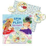 eeBoo - Tea Party Spinner Game Singapore