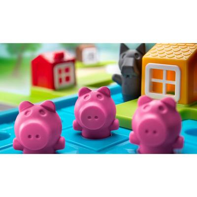 Three Little Piggies - Deluxe SmartGames