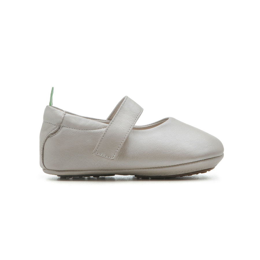 Tip Toey Joey Dolly Antique White Baby Shoes