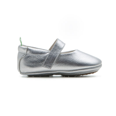 Dolly Mary Jane Silver | Tip Toey Joey | The Elly Store