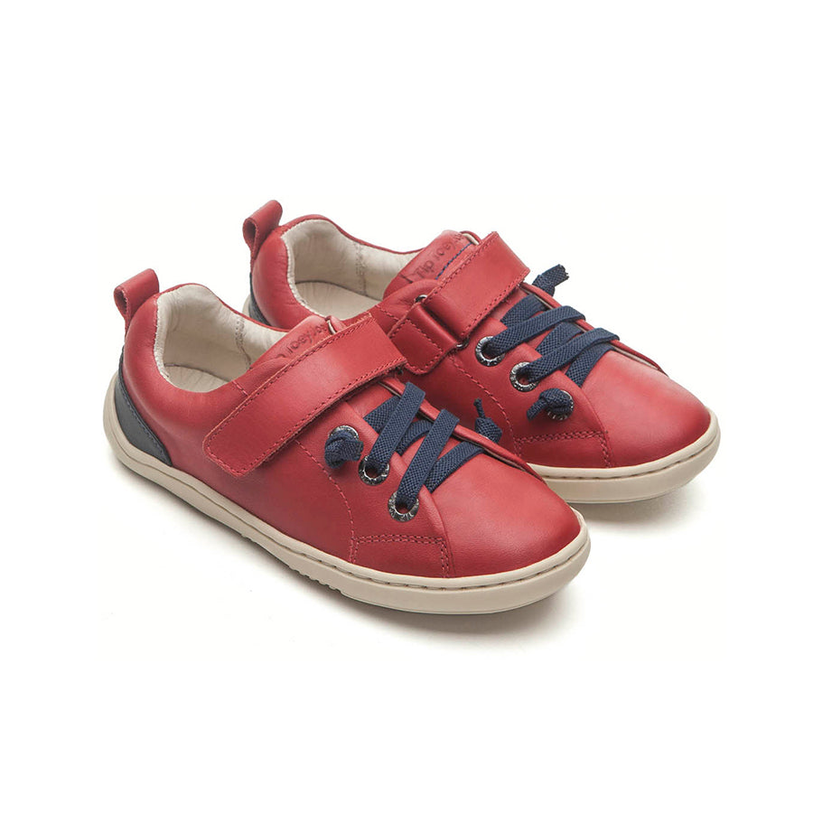 Grao Sneakers - Red with Strap