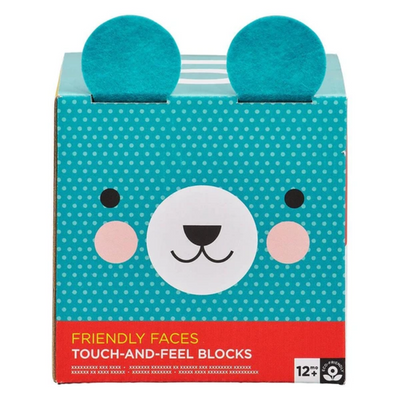 Touch and Feel Nesting Blocks Petit Collage