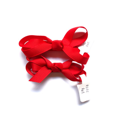 Twinkle Bow - Bright Red | The Elly Store