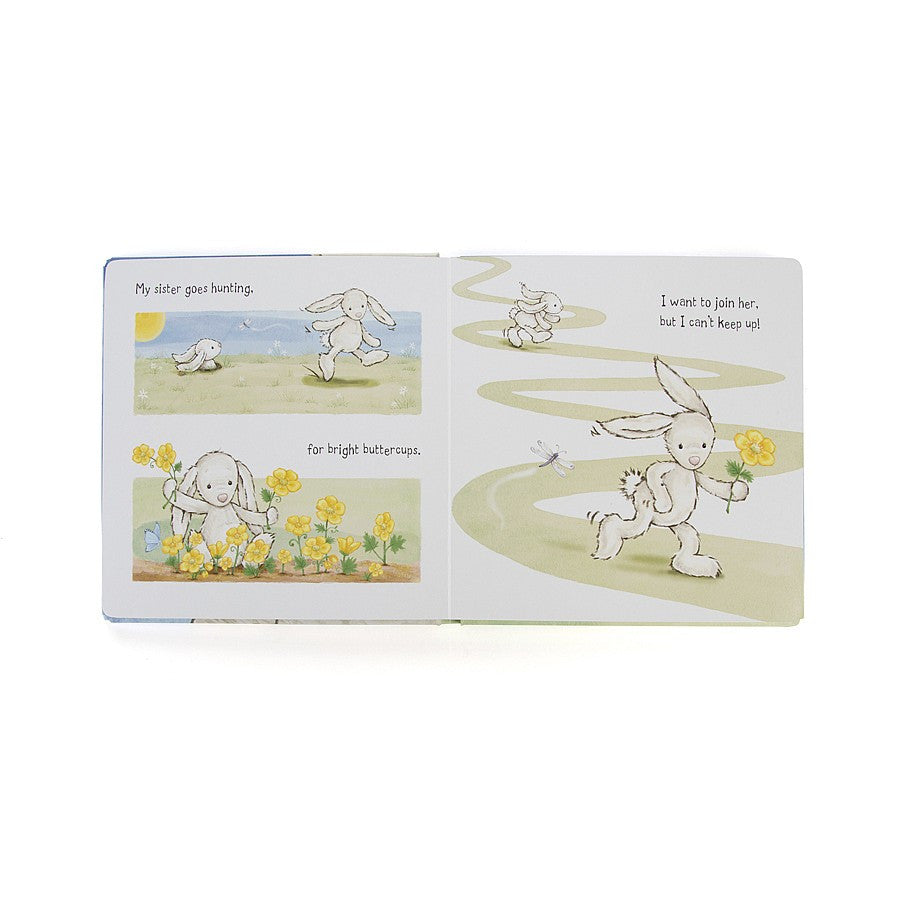 Jellycat 'When I Am Big' Book Cover | Buy Jellycat Books online for Early Reader at The Elly Store Singapore