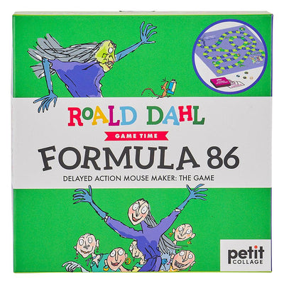Roald Dahl Formula 86 Witches Board Game Petit Collage