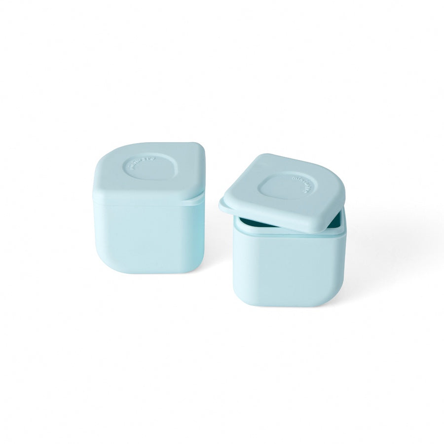 Miniware Silipods 2-pack Aqua | The Elly Store